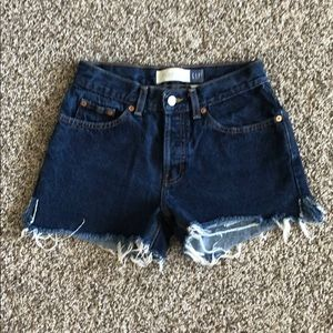 Gap cutoffs